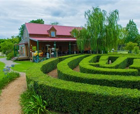 Amazement Farm and Fun Park / Cafe and Farmstay Accommodation - Attractions Sydney