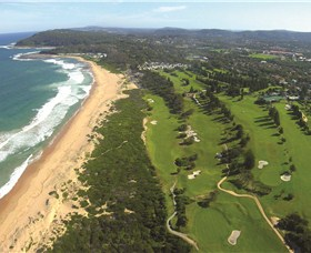 Shelly Beach Golf Club - Attractions Sydney