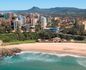 North Wollongong Beach - Attractions Sydney