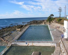 The Entrance Ocean Baths - Attractions Sydney