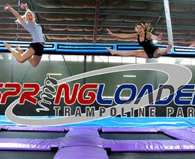 Springloaded Trampoline Park - Attractions Sydney