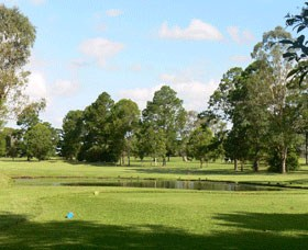 Casino Golf Club - Attractions Sydney