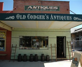 Old Codgers Antiques - Attractions Sydney