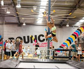 Bounce Inc Trampoline Park - Attractions Sydney