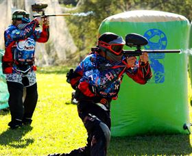 Elite 1 Paintball - Attractions Sydney