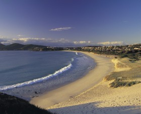 Forster Town Beach - Attractions Sydney