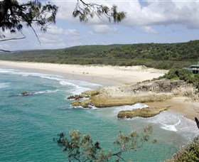 Main Beach North Stradbroke Island - Attractions Sydney