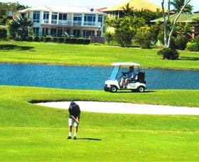 Emerald Downs Golf Course - Attractions Sydney