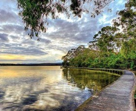 Merimbula Boardwalk - Attractions Sydney