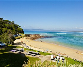Merimbula Bar Beach - Attractions Sydney