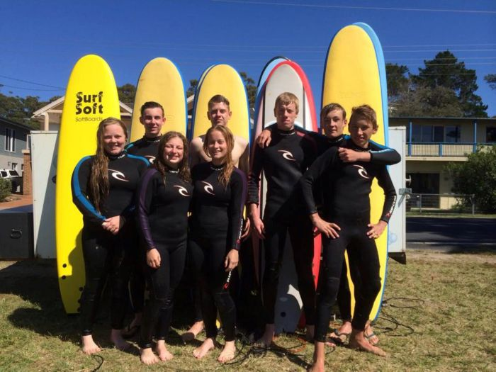 Broulee Surf School - Attractions Sydney