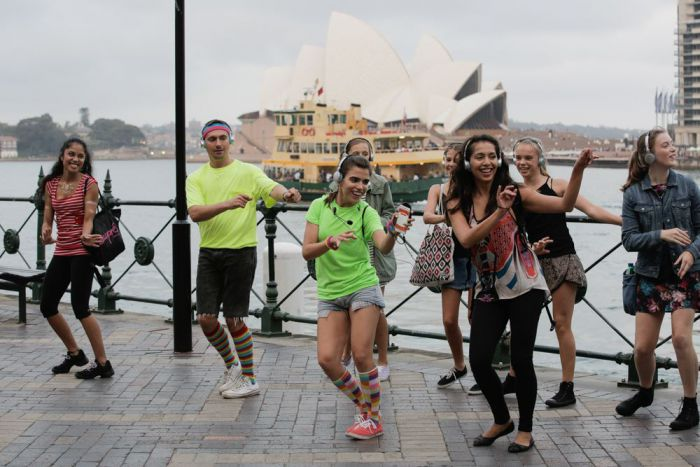 Silent Disco Tours Sydney - Attractions Sydney