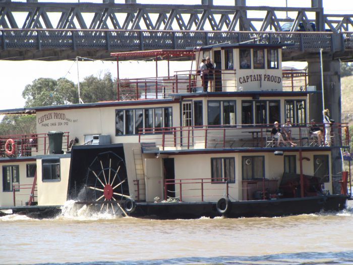Captain Proud Paddleboat Cruises - Attractions Sydney