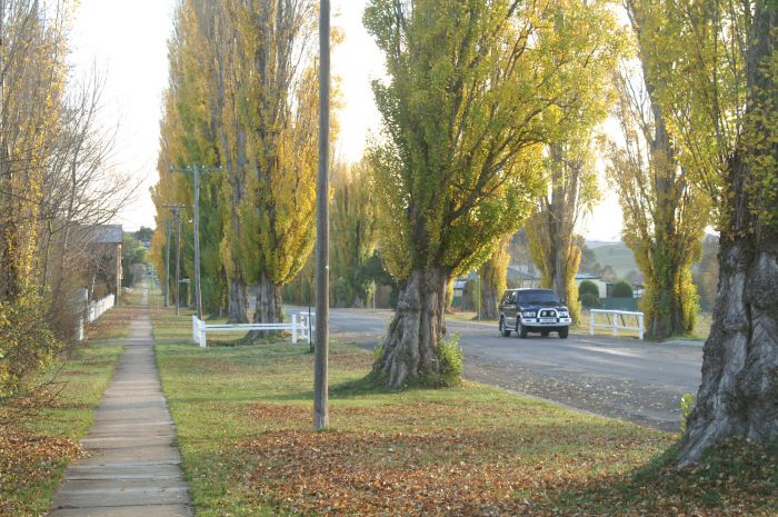 Taralga - Self Guided Heritage Walking Tours - Attractions Sydney