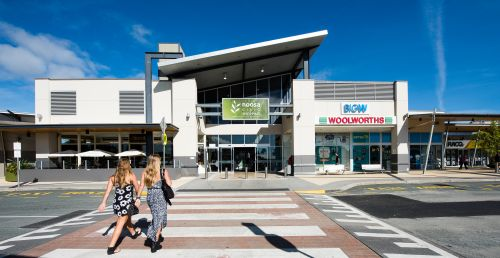 Noosa Civic Shopping Centre - Attractions Sydney