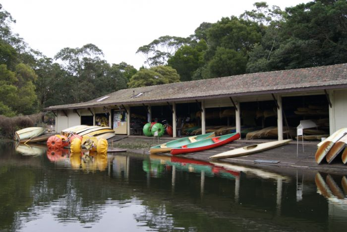 Audley Boatshed - Attractions Sydney