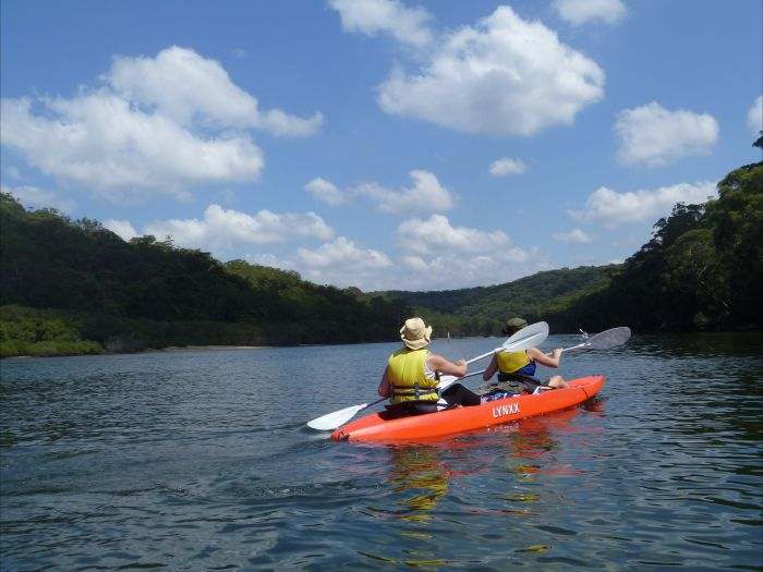 Bundeena Kayaks - Attractions Sydney