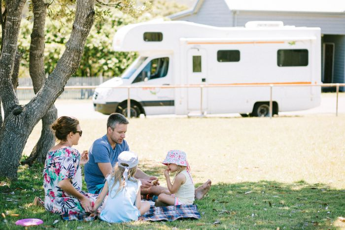 Britz Campervan 4WD and Car Rentals - Attractions Sydney