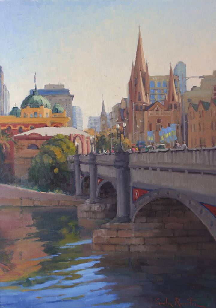 Rossiters Paintings - Attractions Sydney