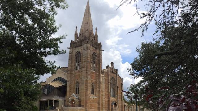 Presbyterian Church of St. Andrew - Attractions Sydney