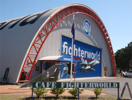 Fighter World Aviation Museum - Attractions Sydney