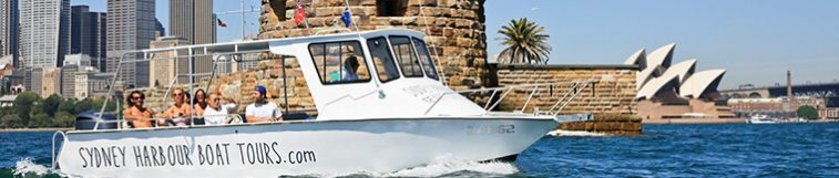 Sydney Harbour Boat Tours - Attractions Sydney