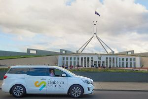 Canberra Secrets Highlights Tour - Attractions Sydney