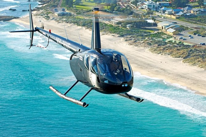 Perth Beaches Helicopter Tour from Hillarys Boat Harbour - Attractions Sydney