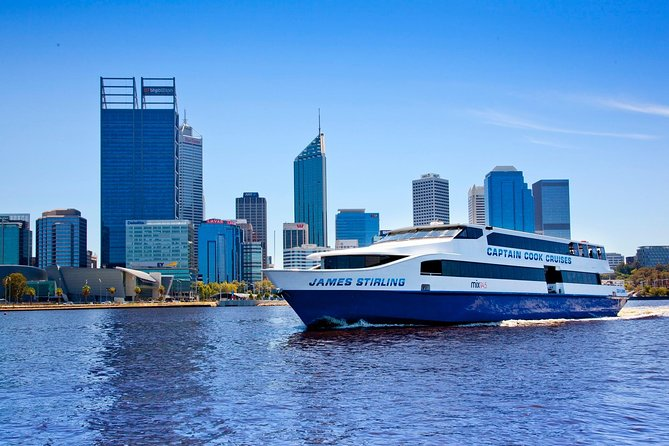 Fremantle Lunch Cruise - Attractions Sydney
