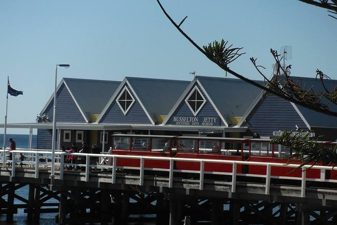 Busselton Jetty Including Train Ride and Underwater Observatory Tour - Attractions Sydney