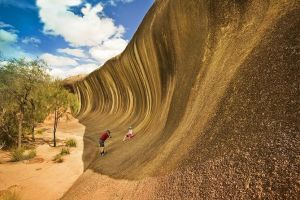 Full-Day Wave Rock  Historic York - Attractions Sydney