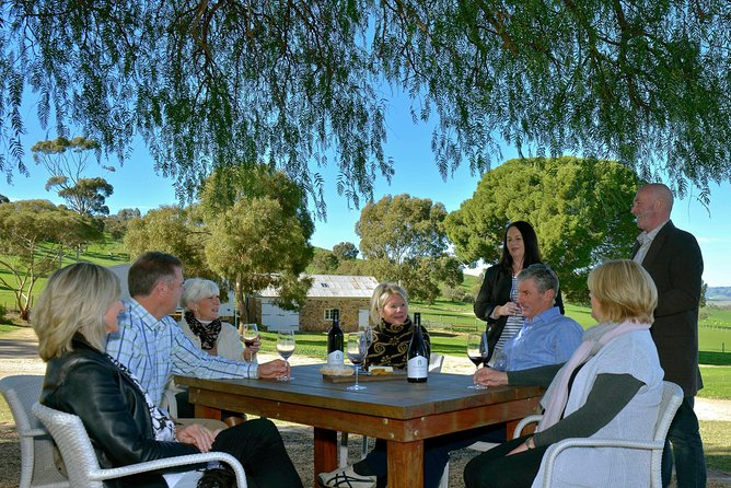 Small-Group Barossa Valley Food and Wine Tour - Attractions Sydney