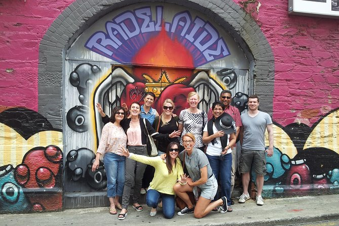 Adelaide City Food and Street Art Walking Tour - Attractions Sydney