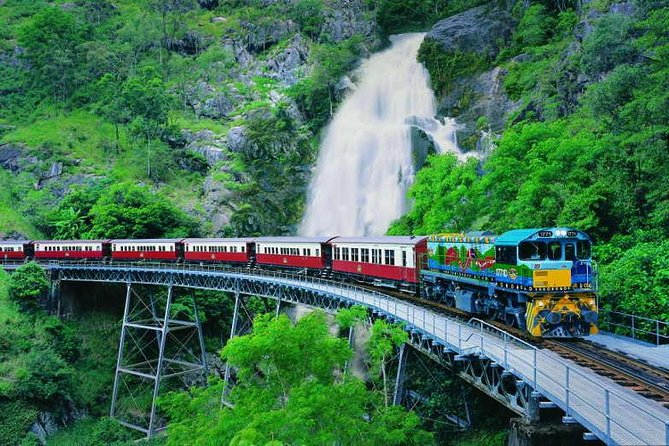 Full-Day Tour with Kuranda Scenic Railway Skyrail Rainforest Cableway and Hartley's Crocodile Adventures from Cairns - Attractions Sydney