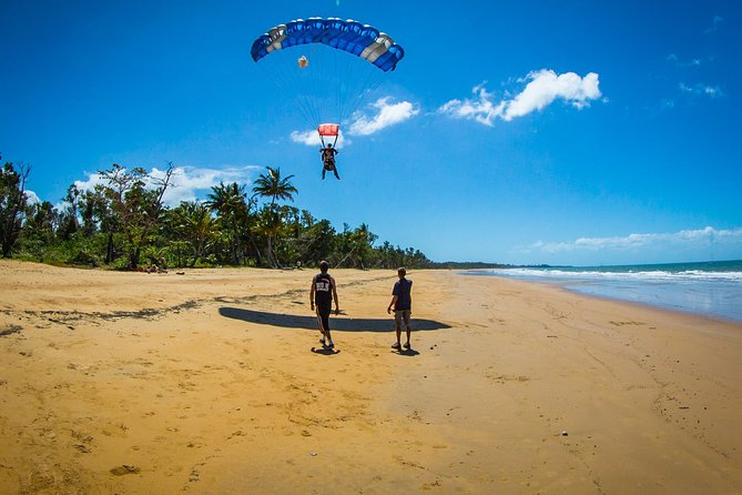 Beach Skydive from up to 15000ft over Mission Beach - Attractions Sydney
