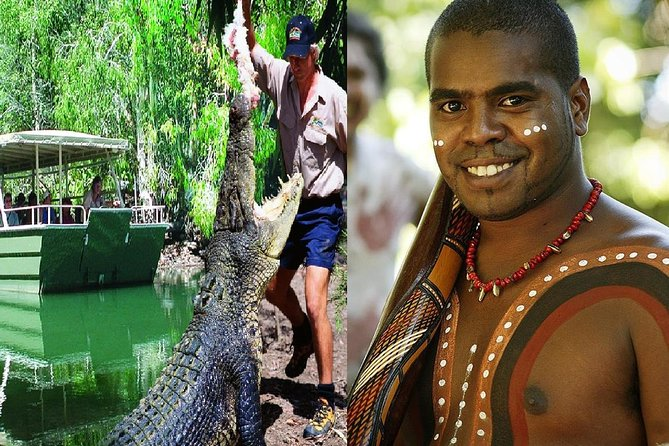 Hartley's Crocodile Adventures and Tjapukai Cultural Park Day Trip from Cairns - Attractions Sydney