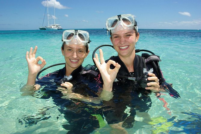 Ocean Spirit Michaelmas Cay Dive and Snorkel Cruise from Palm Cove - Attractions Sydney