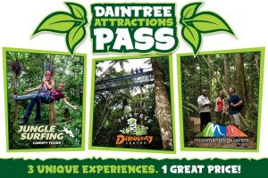 Daintree Atttractions Pass The Best of the Daintree in a Day - Attractions Sydney