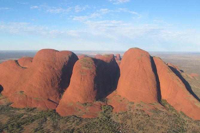 Kata Tjuta and Uluru Grand View Helicopter Flight - Attractions Sydney