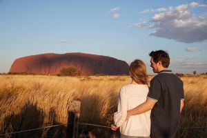 Uluru Ayers Rock Sunset with Outback Barbecue Dinner and Star Tour - Attractions Sydney