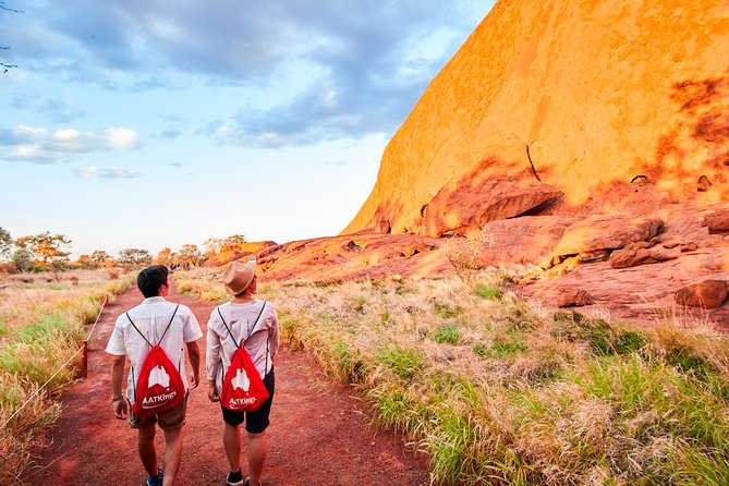 Uluru Sunrise and Guided Base Walk - Attractions Sydney