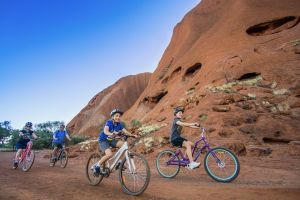 Outback Cycling Uluru Bike Ride Adult - Attractions Sydney