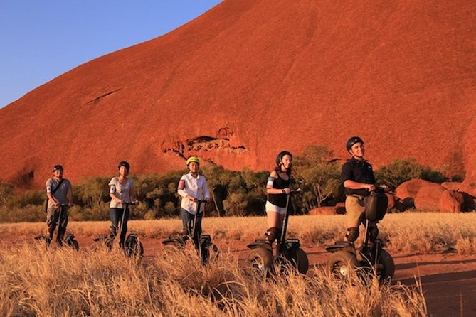 Quarter Uluru Segway  Sunset - Attractions Sydney
