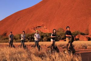 Sunset Segway Experience in Uluru from Yulara - Attractions Sydney