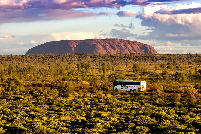 Coach Transfer from Kings Canyon Resort to Ayers Rock Resort - Attractions Sydney
