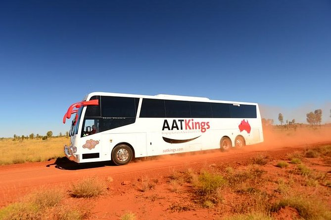 Coach Transfer from Kings Canyon to Alice Springs - Attractions Sydney