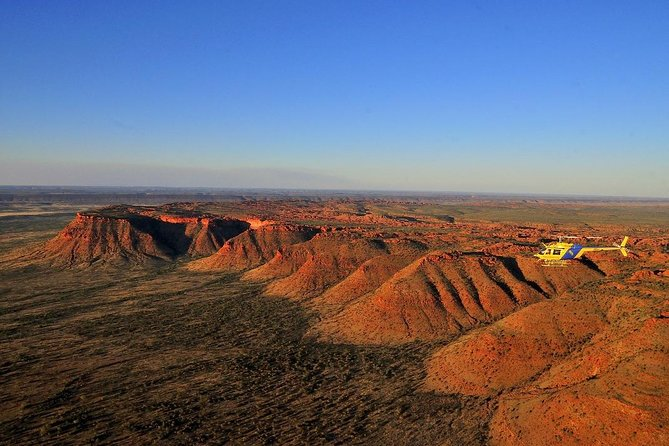Kings Canyon Helicopter Tour - Attractions Sydney