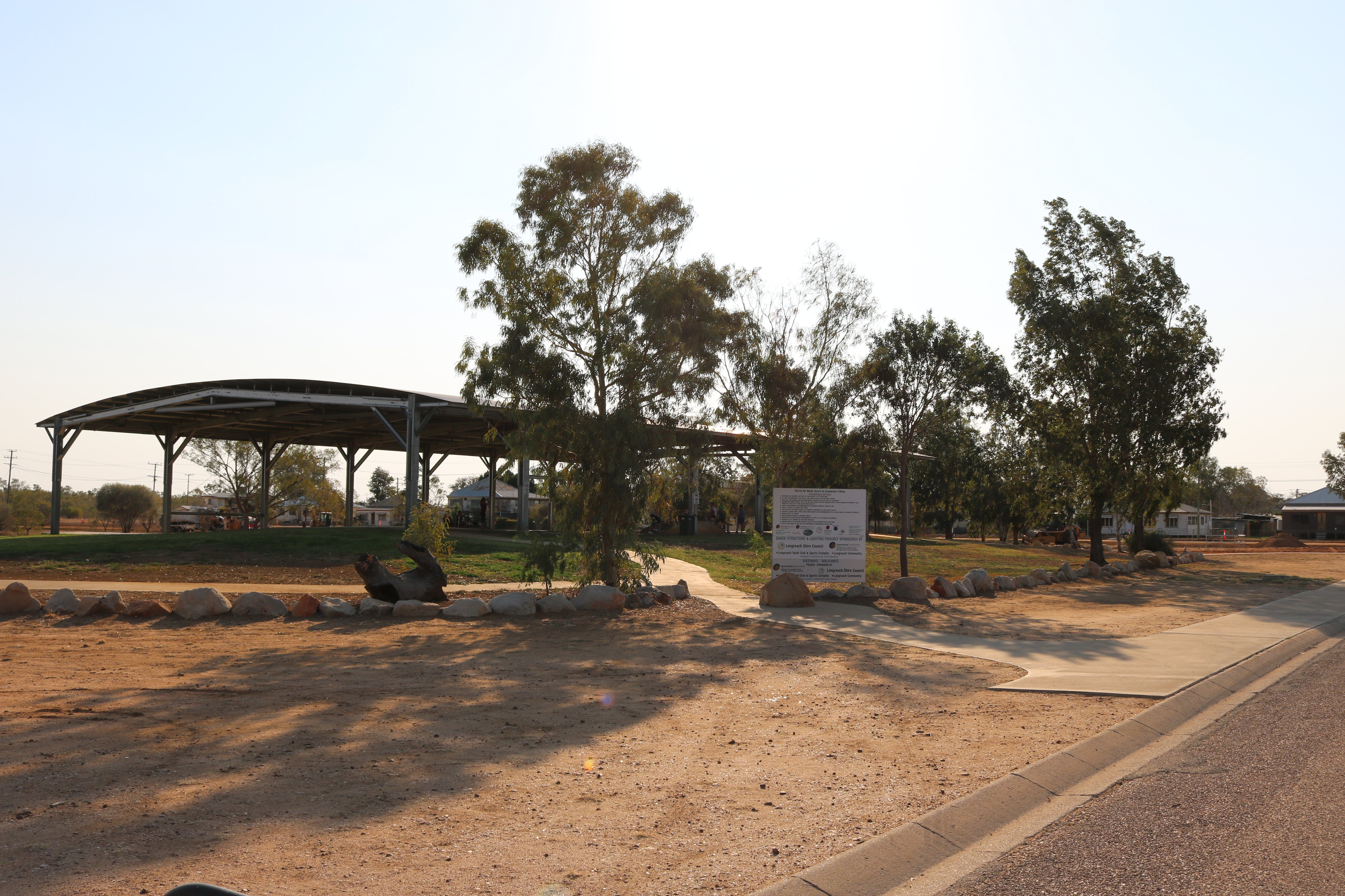 Longreach Skate Park - Attractions Sydney