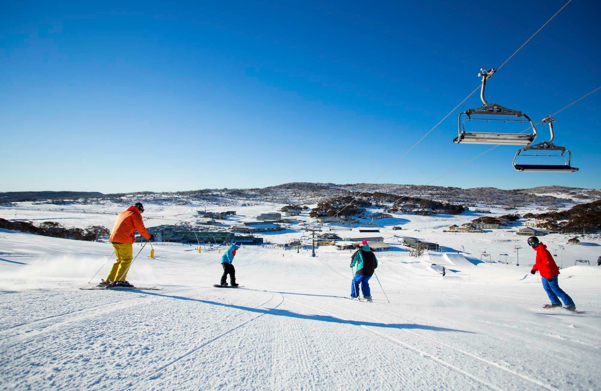 Perisher Valley - Attractions Sydney