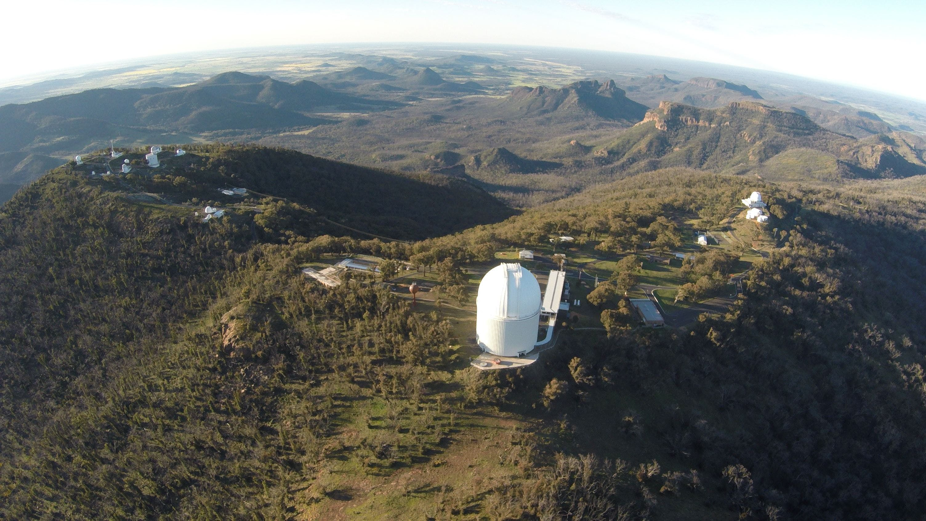 Siding Spring Observatory - Attractions Sydney